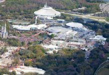 Disney World, Orlando, Florida, E-tickets