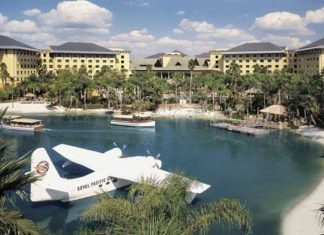 Royal Pacific Resort, Orlando