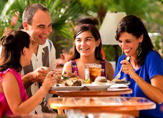 Restaurangtips Florida, How to tip, Trinkgeld geben im Restaurants, Cómo dar propina en restaurantes