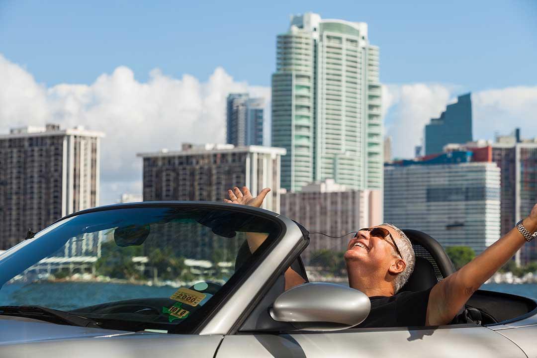Hyr bil Florida, 5 viktiga försäkringar, Alquilar un coche en Florida