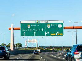 Hyrbilstips Florida: Betalvägar i Florida, toll roads.
