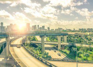 Trafiken i Florida, Florida traffic and roads