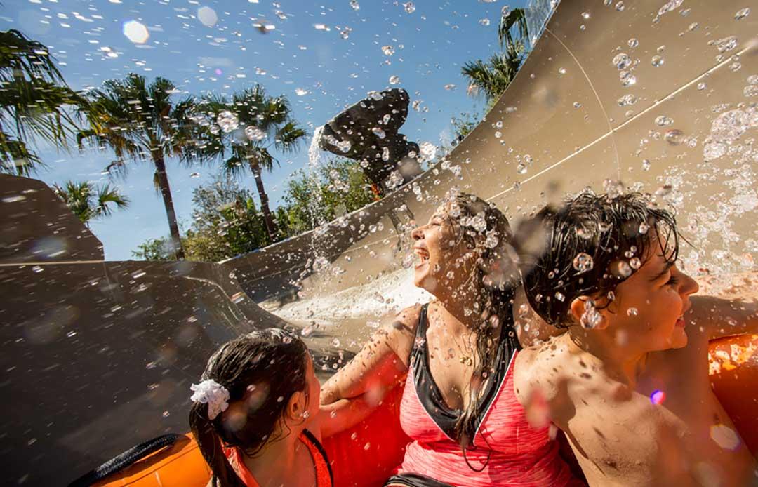 Vattenparker i Orlando, Typhoon Lagoon, Orlando water parks