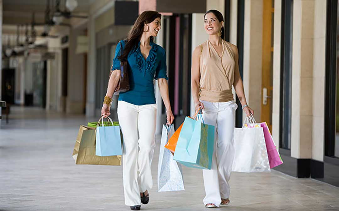 köpcenter i Florida, Shopping i Florida
