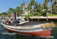 African Queen, Key Largo.