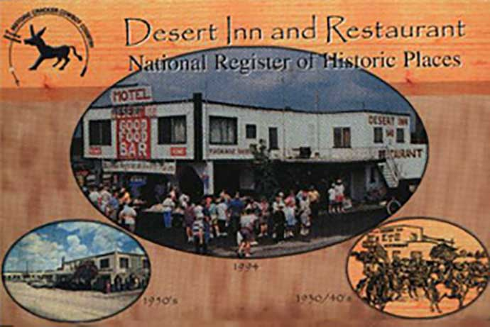 Yeehaw Junction, Florida. Hotell, restaurang, bordell.