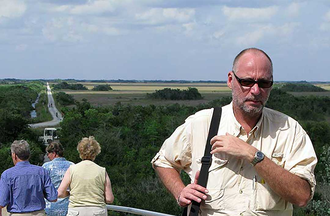 Everglades Florida. Loop Road Everglades. Peter Suneson, Florida-expert, Shark Valley