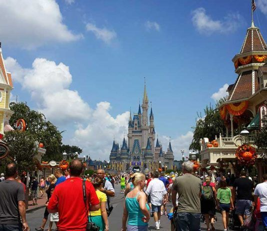 Magic Kingdom, Disney World Orlando