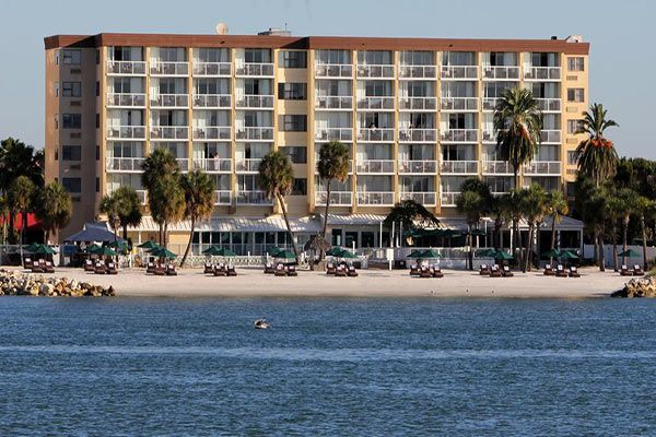 Favorithotell Clearwater Beach,Dreamview Beachfront Hotel