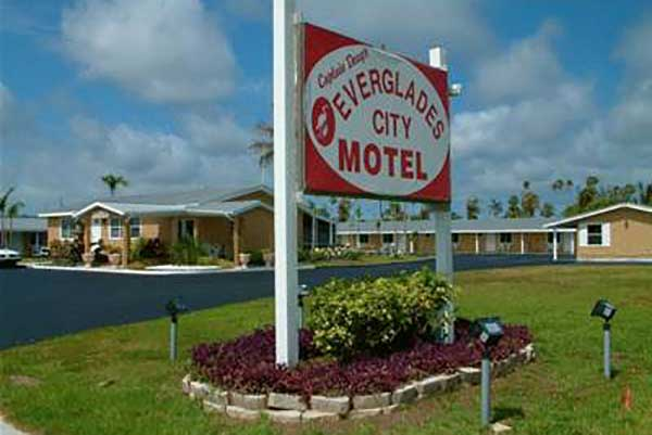 Favorithotell Everglades. Everglades City Motel