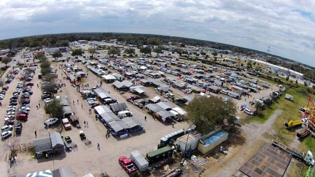 Loppmarknader i Florida