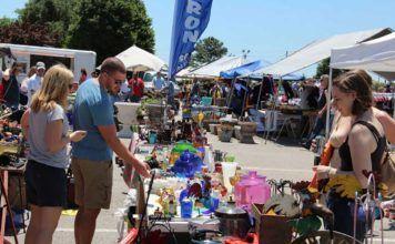 Loppmarknader i Florida, Florida flea markets, Floridas Flohmärkte sind wahre Fundgruben
