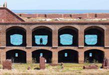 Dry Tortugas, Fort Jefferson