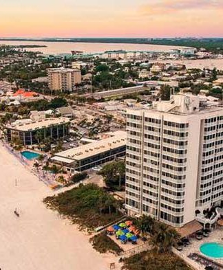 Favorithotell Fort Myers. Hotell i Fort Myers och Sanibel