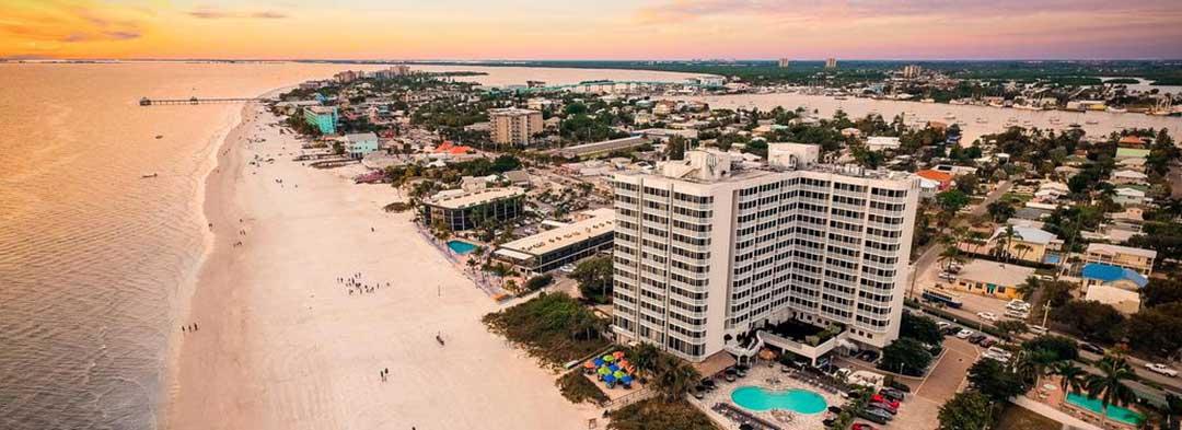 boka hotell Fort Myers. Hotell i Fort Myers och Sanibel
