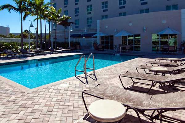 Favorithotell Everglades. Holiday Inn Express Hotels & Suites