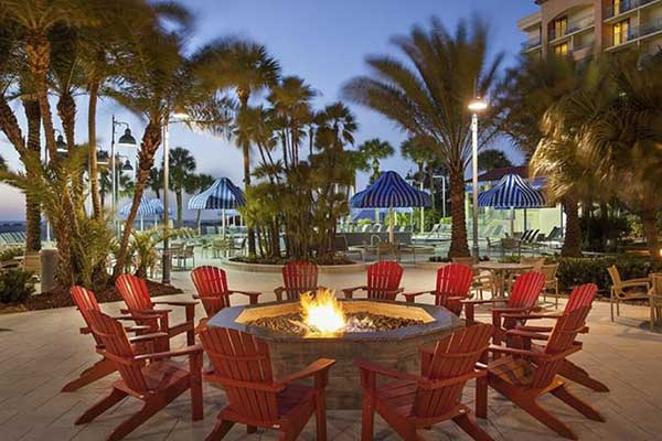 Favorithotell Clearwater Beach,, Florida