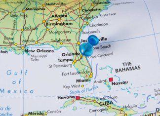 Kartor om Florida, Mapas de Florida, maps of florida