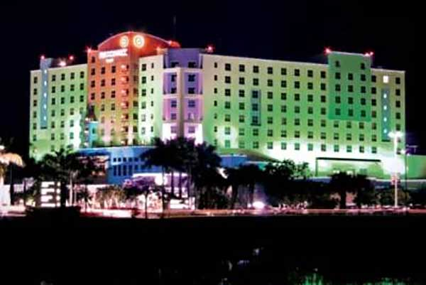 Favorithotell Everglades. Miccosukee Resort and Gameing Hotel