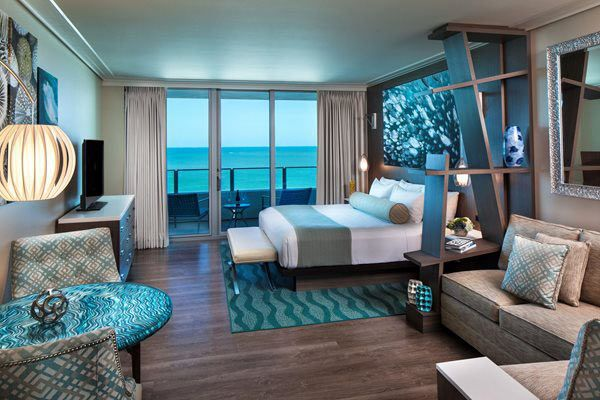 Favorithotell Clearwater Beach, Opal Sands Hotel