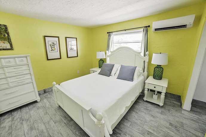 boka hotel i Siesta Key Palms Hotel Sarasota. Favorithotell Sarasota.