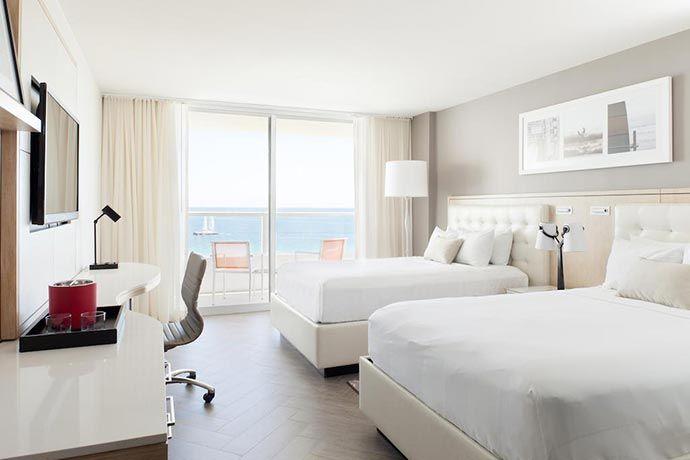 Boka hotell i Miami Beach