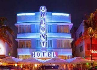 Bäst hotell Miami Beach. Favorithotell Miami Beach,