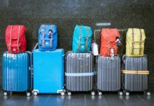 Tips om Florida. Inte plats bagage hyrbil