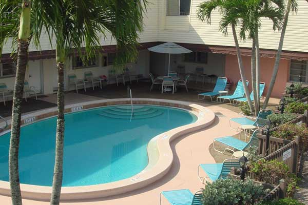 boka hotell Fort Myers. Beach Shell Inn Hotel