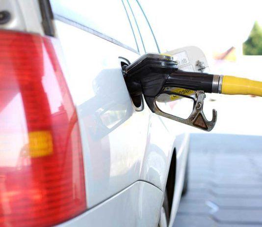 bensin florida, Gas prices in Florida, El precio de la gasolina es bajo, Etwa 0,5 Euro pro Liter Benzin