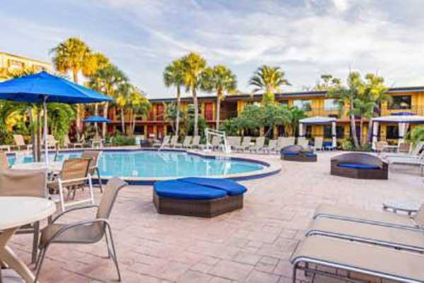 Budgethotell Orlando,