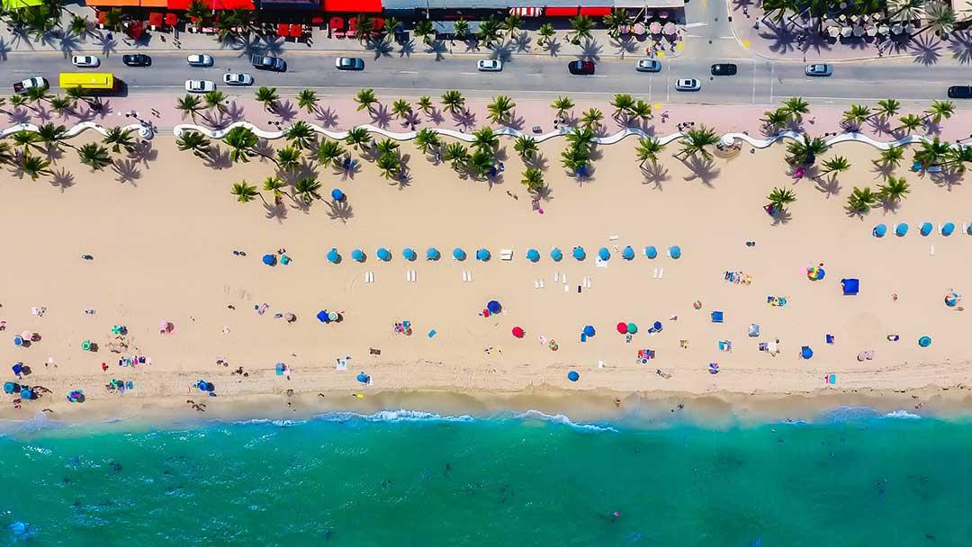 Florida, bästa stränderna