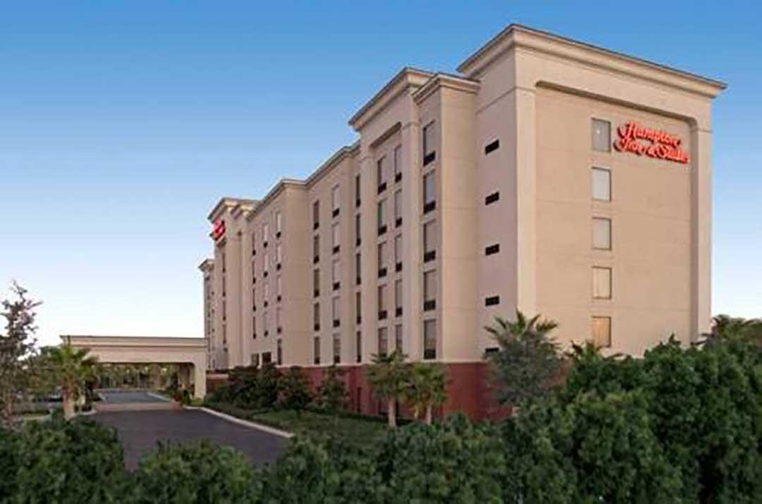 Budgethotell Orlando, Hampton Inn & Suites