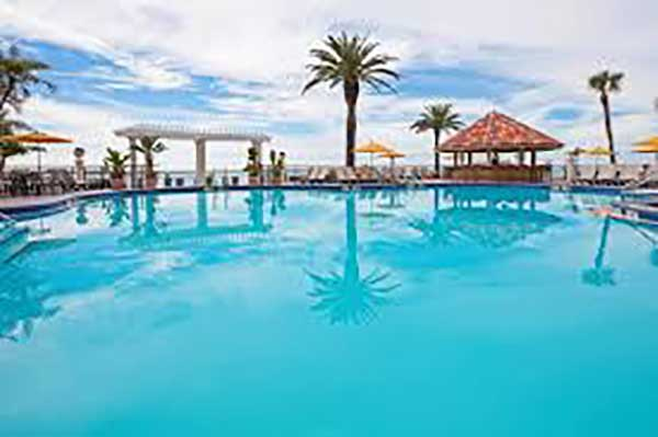 boka hotell Clearwater Beach, Florida