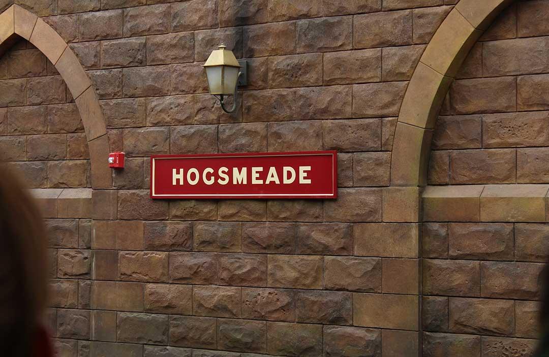 Universal, Orlando. Harry Potter, Hogsmeade.