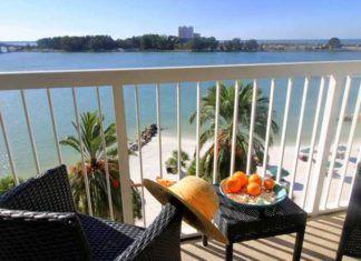 boka hotell Clearwater Beach, Hotel am wunderschönen Strand
