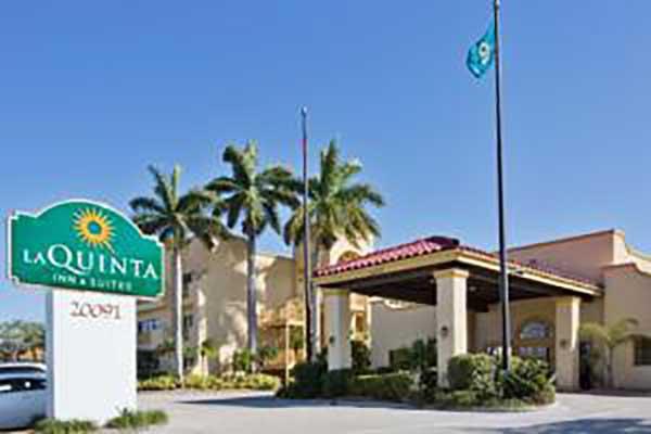 boka hotell Fort Myers. La Quinta Inn
