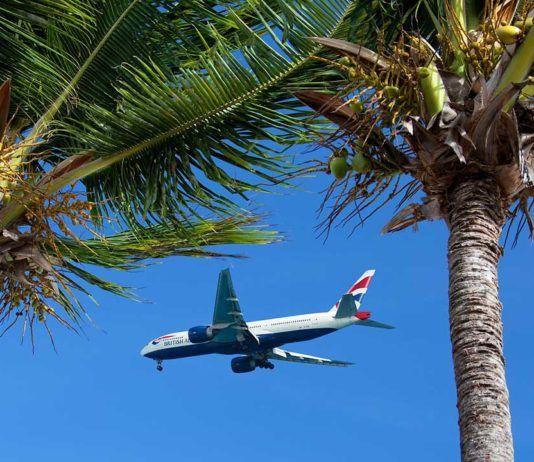 USA fortsätter förbjuda Florida-turism
