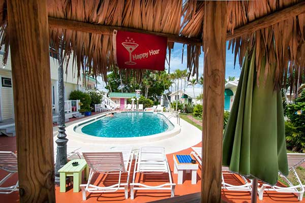 boka hotell Fort Myers. Silver Sands Villas Hotel