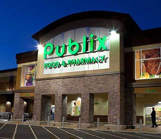 Super markets i Florida, Publix, elektronik i florida