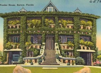 Wonder House, Bartow, Florida