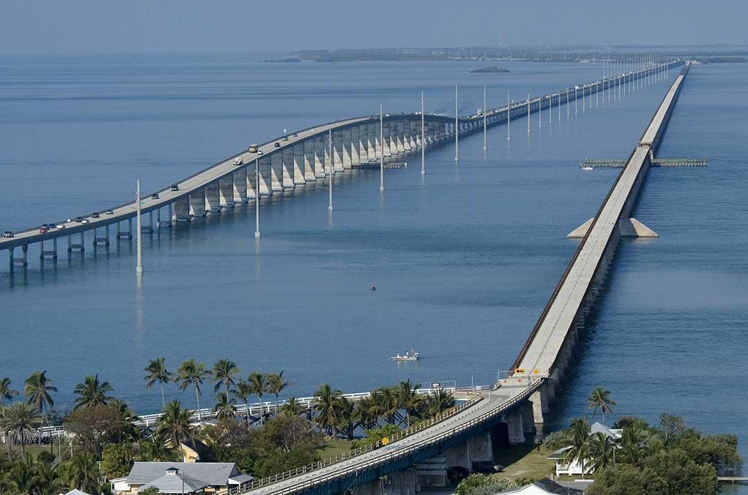 Key West efter Irma