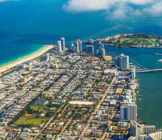 Miami Beach efter Irma