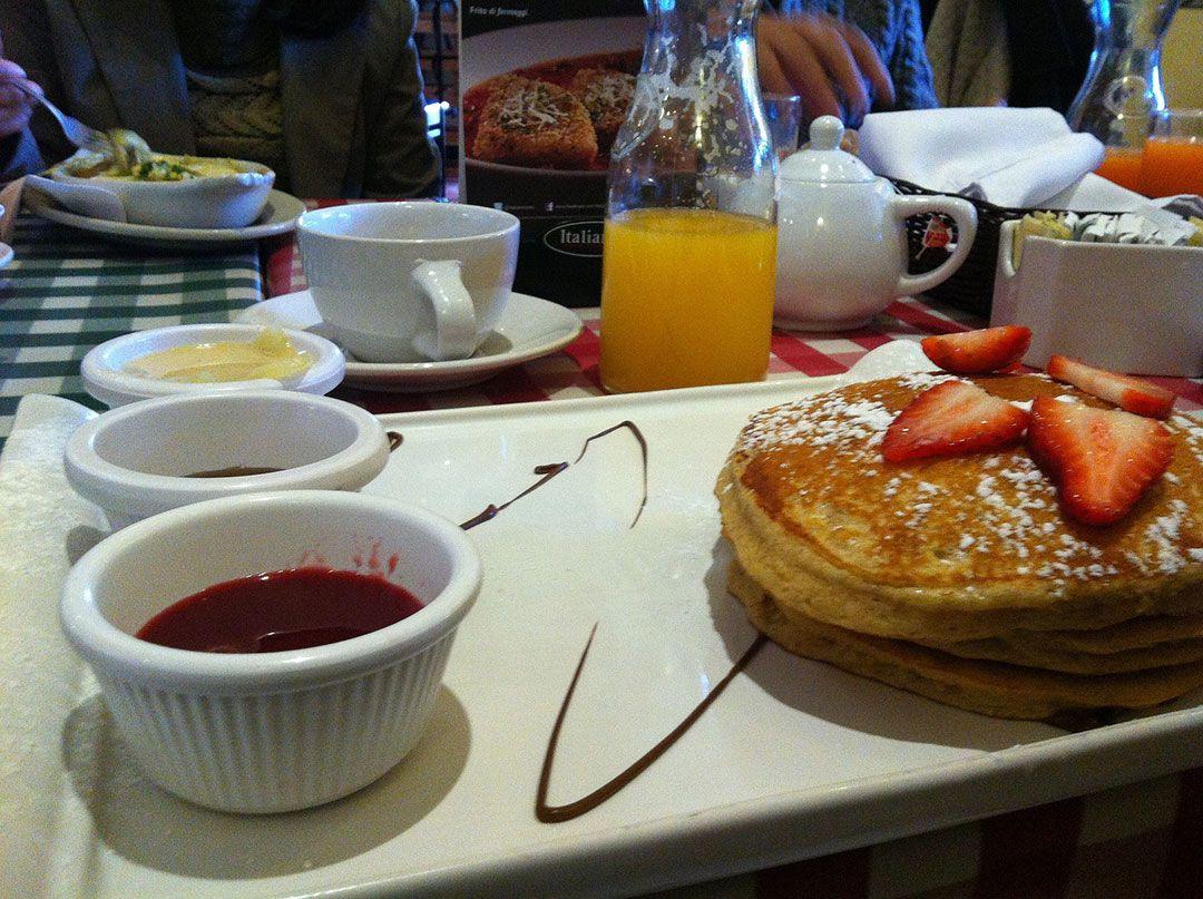 Frühstück in Hotels, Hotellfrukost, Desayuno Florida hotel, Breakfast at Florida hotels