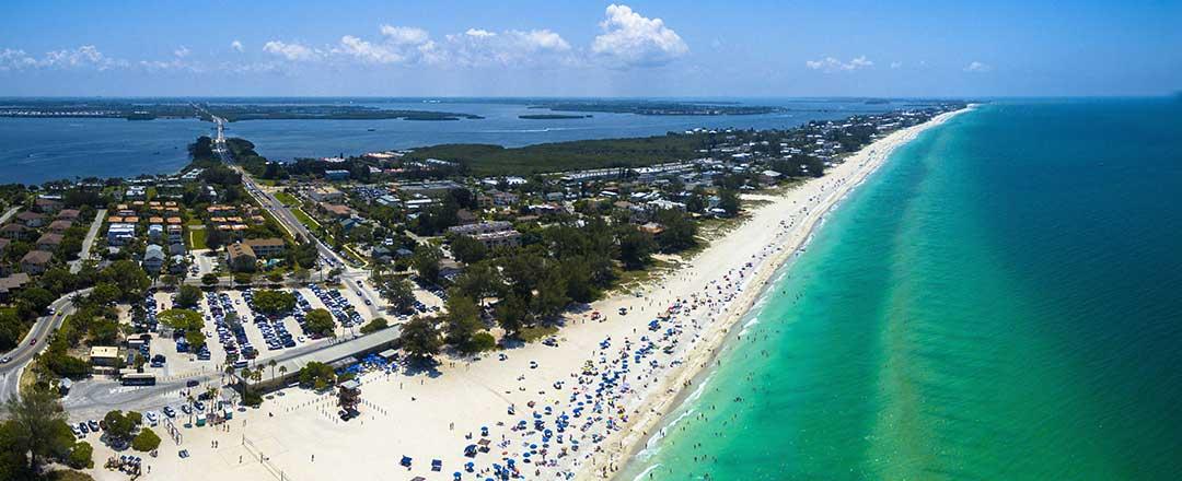 Centrala västkusten Florida, Anna Maria Island