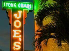 Joes Stone Crab, Miami Beach. Miami Beach restaurangtips