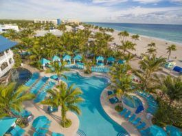 Margaritaville Resort, Hollywood Beach, Florida