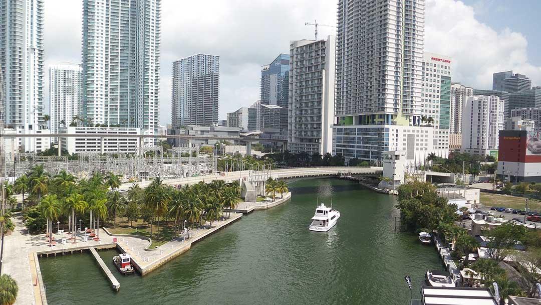 Miami, Miami mit Miami mit lateinamerikanischer Atmosphäre