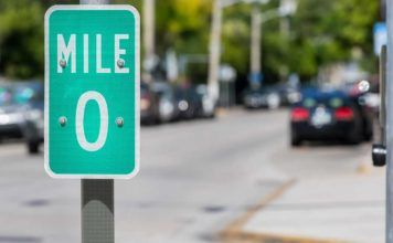 Florida Keys mile markers
