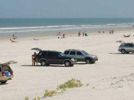 Norra Florida, strand St Augustine